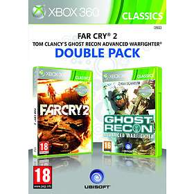 Far Cry 2 + Ghost Recon: Advanced Warfighter - Double Pack (Xbox 360)