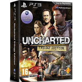 Uncharted Trilogy (PS3)