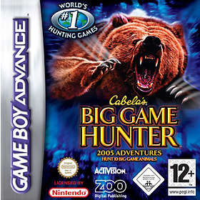 Cabela's Big Game Hunter 2005 Adventures (GBA)