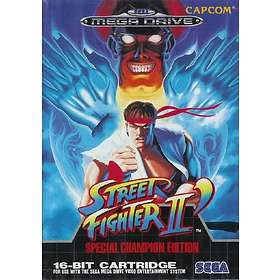 Street Fighter II - Special Champion Edition (Mega Drive)