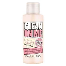Soap & Glory Clean On Me Body Wash 75ml