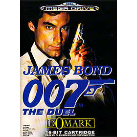 James Bond 007: The Duel (Mega Drive)