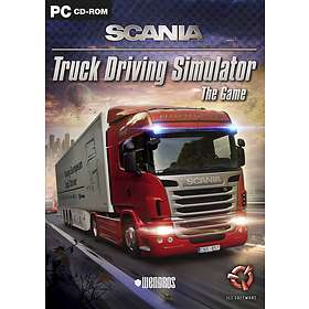 Scania Truck Driving Simulator The Game (PC)