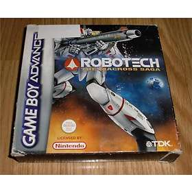 Robotech: The Macross Saga (GBA)
