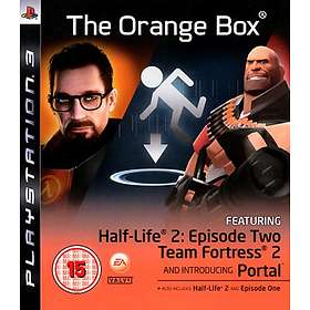 Half-Life 2 - The Orange Box (PS3)