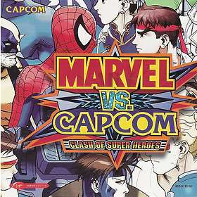 Marvel vs. Capcom: Clash of Super Heroes (DC)