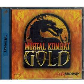 Mortal Kombat Gold (DC)