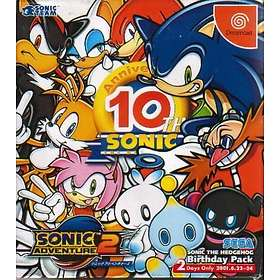 Sonic - 10th Anniversary Collection (DC)