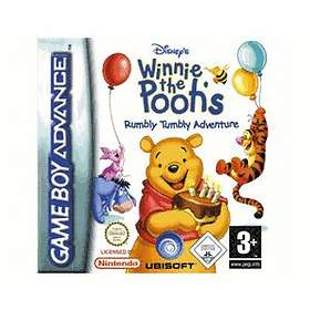 Winnie the Pooh's Rumbly Tumbly Adventure (GBA)