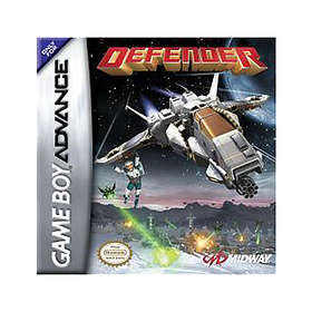 Defender for All Mankind (GBA)