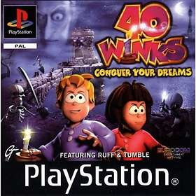 40 Winks: Conquer Your Dreams (PS1)
