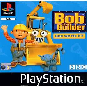 Bob the Builder: Can We Fix It? (Byggare Bob) (PS1)