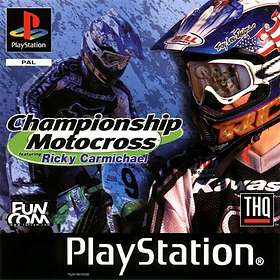 Championship Motocross (PS1)