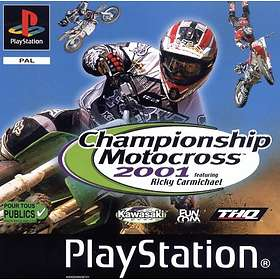 Championship Motocross 2001 (PS1)