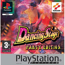Dancing Stage: Party Edition (PS1)