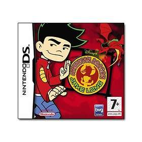American Dragon: Jake Long, Attack of the Dark Dragon (DS)
