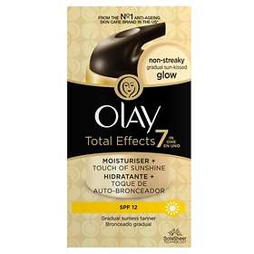 Olay Total Effects Touch of Sunshine Light Sunkissed Glow SPF15 37ml