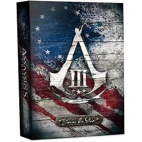 Assassin's Creed III - The Join or Die Edition (PS3)