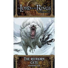 The Lord of the Rings: Kortspel - The Redhorn Gate (exp.)