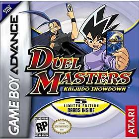 Duel Masters: Kaijudo Showdown - Limited Edition (GBA)