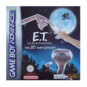 ET The Extra-Terrestrial (GBA)