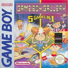 Game Boy Gallery 5 in 1 (GB)
