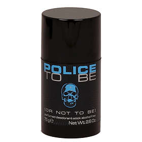 Police To Be Deo Stick 75g
