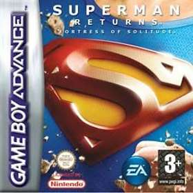 Superman Returns: Fortress of Solitude (GBA)