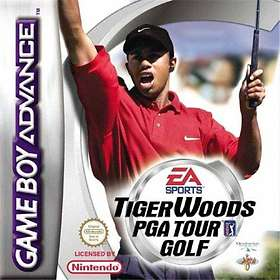 Tiger Woods PGA Tour Golf (GBA)