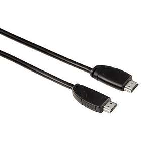 Hama 1 Star HDMI - HDMI High Speed with Ethernet 3m