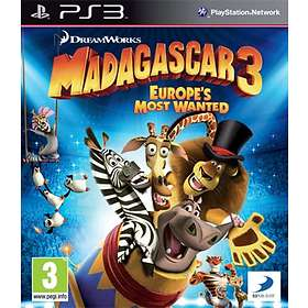 Madagascar 3: Europe's Most Wanted (PS3)