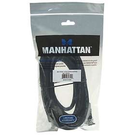 Manhattan Shielded HDMI - HDMI High Speed with Ethernet 3m