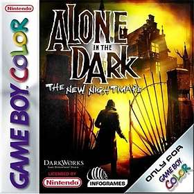Alone in the Dark: The New Nightmare (GBC)