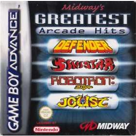 Midway's Greatest Arcade Hits (GBA)