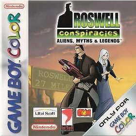 Roswell Conspiracies: Aliens, Myths & Legends (GBC)