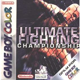 Ultimate Fighting Championship (GBC)