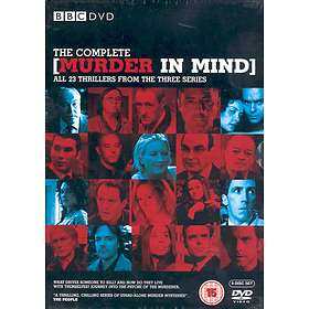Murder In Mind - The Complete Series 1-3 (UK)