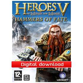 Heroes of Might and Magic V: Hammers of Fate (Expansion) (PC)