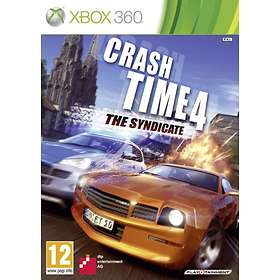 Crash Time 4: The Syndicate (Xbox 360)