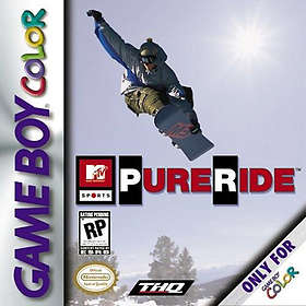 MTV Sports: Pure Ride (GBC)