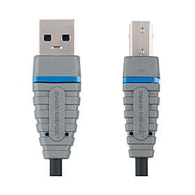 Bandridge USB A - USB B 3.0 3m