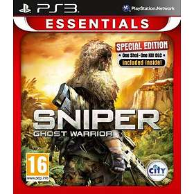 Sniper: Ghost Warrior - Bulletproof Edition (PS3)