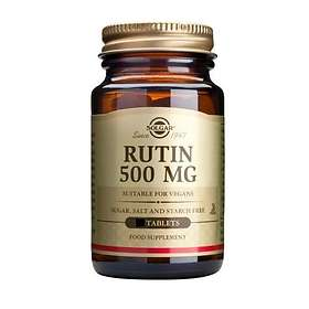 Solgar Rutin 500mg 100 Tabletter