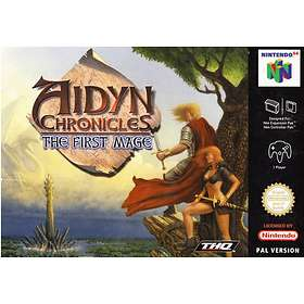 Aidyn Chronicles: The First Mage (N64)