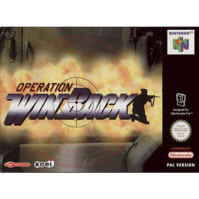 WinBack: Covert Operations (N64)