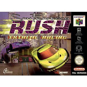 San Francisco Rush: Extreme Racing (N64)