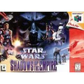 Star Wars: Shadows of the Empire (N64)