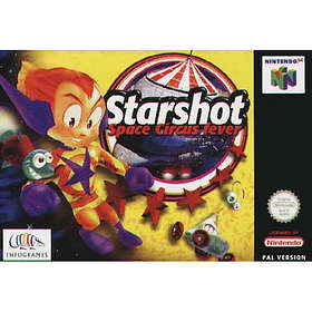 Starshot: Space Circus Fever (N64)