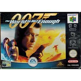 James Bond 007: The World is Not Enough (N64)