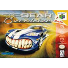 Top Gear OverDrive (N64)